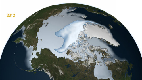 mothernaturenetwork:  Ice-free Arctic? It's closer than you think 2.2 to 3.6 million years ago the Arctic was a forested landscape, and scientists are hoping this data will help with climate change models.