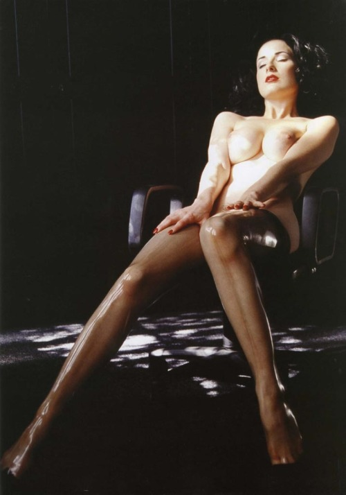 Interested dita von teese nude very nice