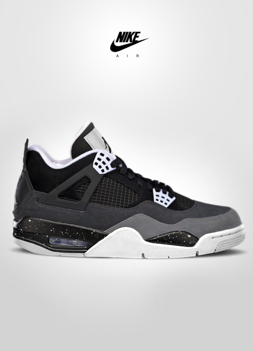 shoe-pornn:  Nike Air Jordan Retro 4-Oreo. Rumoured 2013 Release.