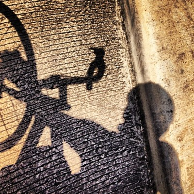#SufferShadow - 1st day back in da saddle post #FamilyStomachFluFun. Easy hi cadence spin to Buda & back. #lunchride #FeelinLikeAHundredBucks #AlexChilton #HTFU #cycling #bikeatx