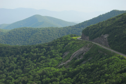 The Blue Ridge Parkway & the North Carolina Mountains
