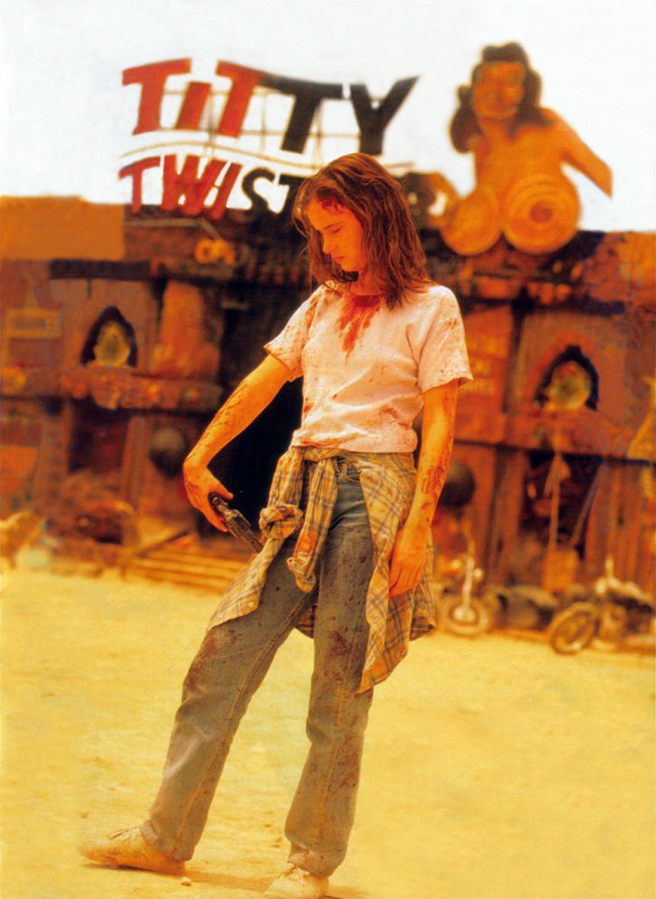 Juliette Lewis in From Dusk Till Dawn