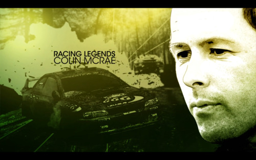 BBC documentary on Colin McRae. Watch it on youtube: https://www.youtube.com/watch?v=f5ZJcfSKmR4 More info: http://www.bbc.co.uk/programmes/b01pqc19