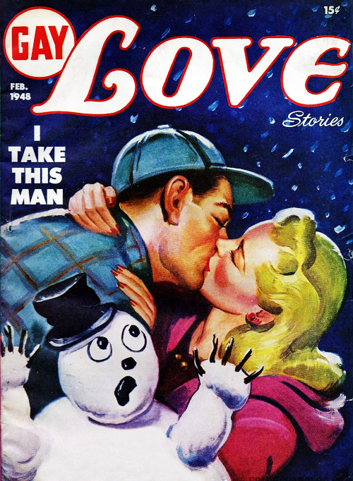 Gay Love Stories, Feb. 1948