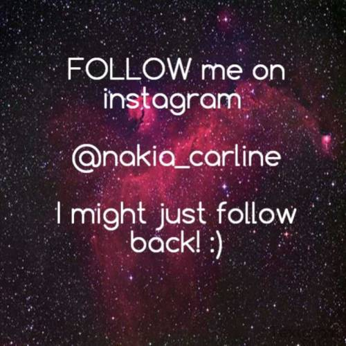 Lost? Follow meeeee on IG @nakia_carline @nakia_carline @nakia_carline