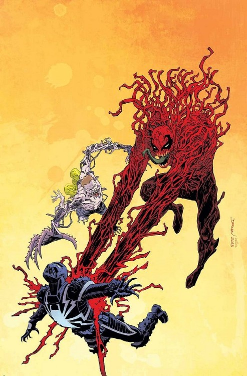 Venom #35 by Declan Shalvey (via Newsarama | Sunday Brunch of Marvel NOW! (and others) Variant Covers Page 5)