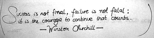 whitepaperquotes:  Winston Churchill submited by arbolae
