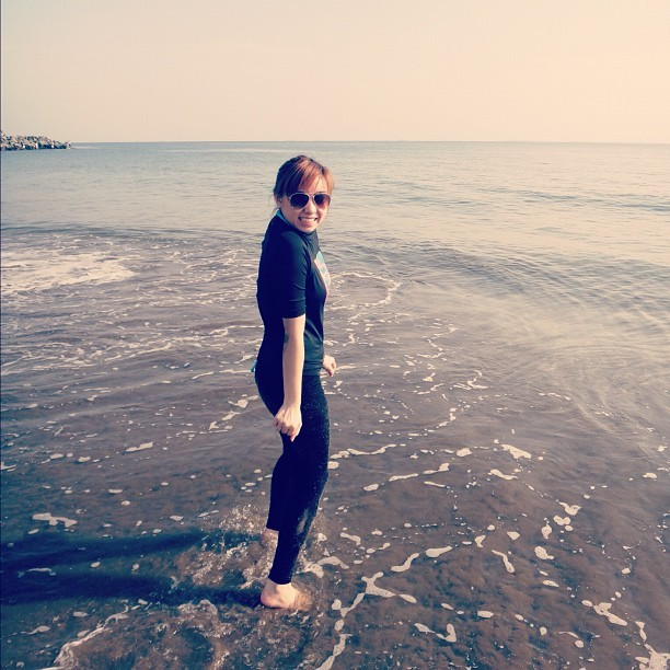 I am literally, chillin'. Haha! :) #chilling #winter #beachday #beach #beachbum #opensea #tgif #instamood #nashville #happytimes #igers #igersdubai #igersmanila (at Umbrella Beach, Fujairah)