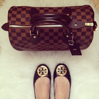 brittanyxreese:  Tory Burch- Bitch | via Tumblr on @weheartit.com - http://whrt.it/16lAkDE