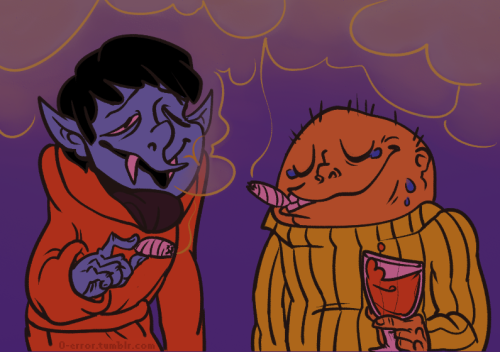 0-error:  Let's toke it up Dracula