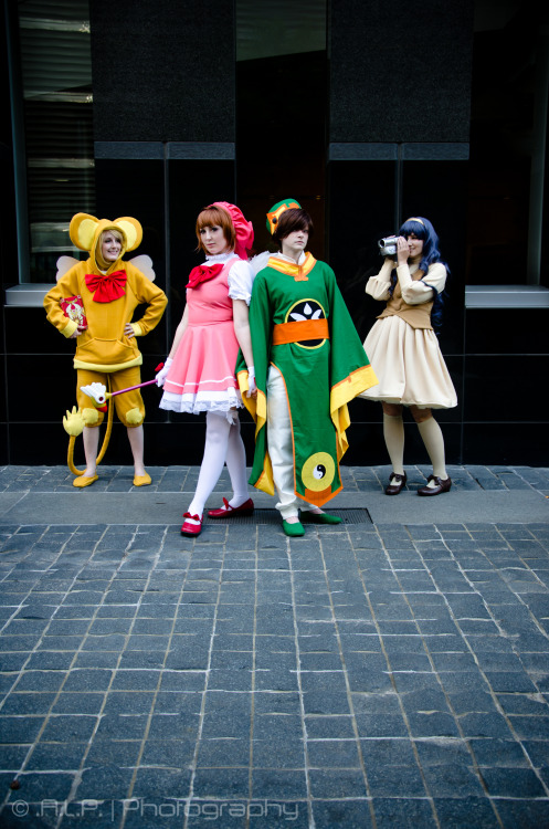 Round 2 of photos from Anime Matsuri 2013. © .A.L.P. Photography. All Rights Reserved. Any use of my photography for commercial purposes and photo-manipulations are strictly prohibited. Reposting is allowed, provided credits and links. If you'd like a photo removed, please speak with me. Cospalyers:  Gaige & Syaoran - Kikala Cosplay (www.facebook.com/kikalacosplays) Sakura - Pocky Fairy Cosplay (www.facebook.com/PockyFairyCosplay) Kero/Cerberus - Lily Lighting Cosplay (www.facebook.com/LilyLightingCosplay) Tomoyo Daidouji - Danielle Dagger Thomas (http://kailana-sama.deviantart.com/) Dark Phoenix - CAJ Cosplay (www.facebook.com/CAJCosplay) Black Cat - Amaya De'Morte (www.facebook.com/amayacostumes)