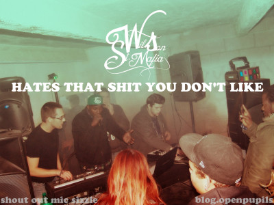 """WSM HATES THAT SHIT YOU DON'T LKE"" is a 50+ minute mix by our dudes Wilson St. Mafia. It features tracks from artists such as TNGHT, CRNKN, THE FADED, & many more! It's available for free download, it's currently the soundtrack to my chaturbate watching block sessions. Wilson St. Mafia  Soundcloud: https://soundcloud.com/wilson-st-mafia  Facebook: http://www.facebook.com/wilsonstmafia"
