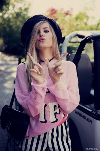 I'd just like to make it clear that I will be purchasing the Wildfox Spring '13 collection in its entirety.