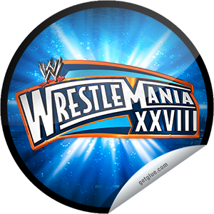 I just unlocked the WWE WrestleMania Logo Series: WrestleMania XXVIII sticker on GetGlue                      3249 others have also unlocked the WWE WrestleMania Logo Series: WrestleMania XXVIII sticker on GetGlue.com                  Congratulations for unlocking our WWE WrestleMania logo sticker as we countdown to the Showcase of the Immortals. Don't miss WWE WrestleMania 29 LIVE this Sunday night at 7/6 CT, exclusively on PPV. Share this one proudly. It's from our friends at WWE.