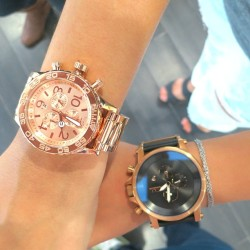 It's a Rosé Gold type day here at T3!
