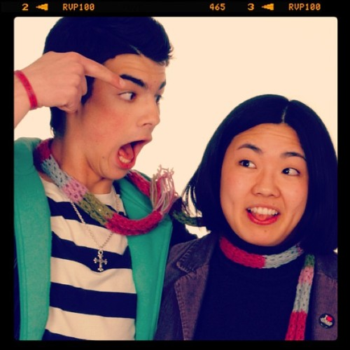 The more I watch #MarriedToJonas, the more I want to be #JoeJonas' best friend. Oh wait, maybe we already are. #Throwback #2006