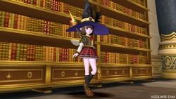魔法学校の制服コーデ