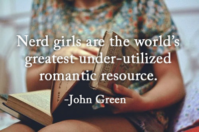 John Green knows.