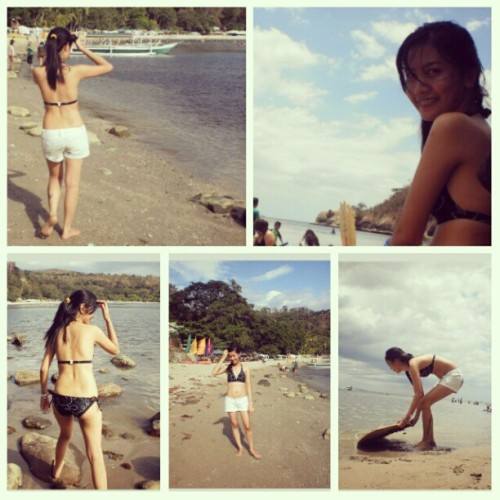 Summer starts now! #holyweek #beach #sexy #skinny