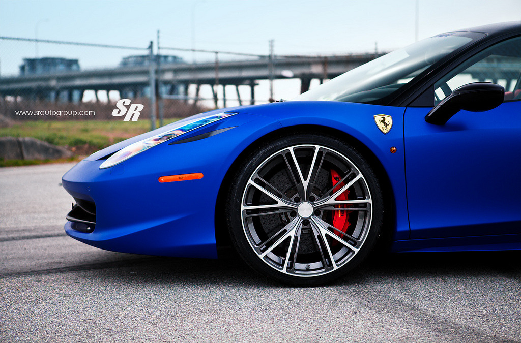 "automotivated:  Ferrari 458 PUR 9INE (by srautogroup.com)  Pianeta Ruote! AMS  è l'associazione che si prefigge la diffusione della cultura della sicurezza stradale e la promozione della stessa in tutte le sue accezioni;  l'intento è quello di sviluppare un maggior senso civico tra gli utenti della strada e dei comportamenti  da tenere, divulgando la conoscenza delle norme,  dei pericoli  e delle tecniche per evitarli o contrastarli.  AMS is an association that aims to spread the culture of road safety and the promotion of itself in all its meanings, the intent is to develop a greater sense of citizenship among the users of the road and how to behave, spreading the knowledge of the rules, dangers and techniques to avoid them or deal with them.  amsguidasicura@gmail.com  www.amsguidasicura.com _______________________________  Ruote LatinaRuote Italia Il portale ospita aziende, uomini e piloti e vuol essere un luogo di incontro tra quanti vivono le ""ruote"", qualunque esse siano, con passione, consci del valore che l'invenzione della ruota ha rappresentato per l'umanità tutta. Seguiteci con attenzione, non ve ne pentirete.  Wheels Latina      Wheels  Italy The portal hosts companies, pilots and men and wishes to become a meeting place between those who live the ""wheels"", whatever they are, with passion, conscious of the value that the invention of the wheel has been for all of humanity. Follow carefully, you will not regret. Please Follow: http://www.ruotelatina.com ruotelatina@gmail.com"