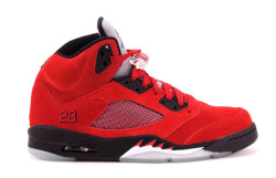 "The 100 Best Air Jordans of All Time 31. Air Jordan Retro V ""Toro Bravo"" via complex.com"