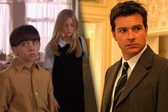 popculturebrain:  Young Don Draper and Young Michael Bluth Are the Same Person | Vulture   Everyhing I love all at once!
