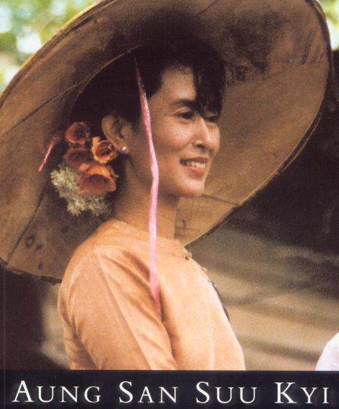 "womenwhokickass:  (#33 Burma) Aung San Suu Kyi, why she kicks ass: She is a Burmese politician who has campaigned non-violently to resist one strongly brutal dictatorship. She's currently the Chairperson and General Secretary of the National League for Democracy in Burma. She was a political prisoner and had to endure house arrest for fifteen years. She was offered freedom if she left the country, but she refused. Once she was released from house arrest, she started making plans to free ""the faces the regime wants you to forget"", meaning the remaining 2,100 political prisoners in Burma. She has fought for democracy and the right of people to govern themselves. She has received numerous awards for her work, including: the Rafto Prize in 1990, the Sahkharov Prize for Freedom of Thought in 1990, the Nobel Peace Prize in 1991, the  Jawaharla Nehru Award for International Understanding in 1992, the International Simón Bolivar prize was awarded to her in 1992 by the Venezuelan government. In addition, Canada made her an honorary citizen of that country in 2007. In 2011 she was awarded the Wallenberg Medal, and on 2012, she was presented with the Congressional Gold Medal, which is, along with the Presidential Medal of Freedom, the highest civilian honor in the United States. She also has worked with the United Nations in the struggle to free the Burmese people. She fights for the freedom of women whom under the Burmese government have been brutalized, have suffered from extreme poverty, and have been raped as a weapon of war."