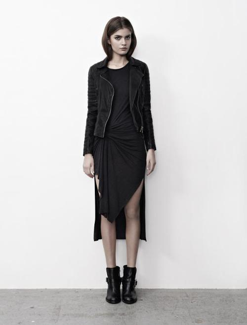 Allsaints S/S '13 look book