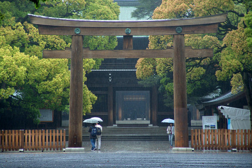 nakojin:  The Meiji Shrine. by MIKI Yoshihito (´・ω・) on Flickr.