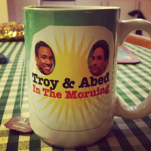 Pretty happy with this tbh @kelseyerinsmith #community #troyandabed