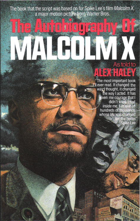 "Recommended Malcolm X book #9: ""The Autobiography of Malcolm X"", published by the Random House Publishing Group, as told by Alex Haley (1965). For those who have made the mistake, this book was not written by Malcolm X. It is told by Alex Haley. I'll provide a quote that gives a critical look at the autobiography: ""The pivotal book, by any measure, is Malcolm X's autobiography written with Alex Haley. Ma [Malcolm X's half-sister Ella Collins] had no serious problems with what was in the autobiography, but she often ""wondered what was left out and what was put in after Malcolm's death. His not being there for the final editing does raise those kinds of questions."" Something we knew was left out was five chapters that basically outlined Malcolm's political, economic, social, and cultural positions that were expressed in the OAAU's aims and objectives. They were hyped by the press and among some observers as the ""mysterious missing five chapters."" They really weren't missing. Ma and I knew about this, as did Alex Haley, who seemed to have enjoyed all the intrigue around the mystery that was created. Attorney Gregory Reed, of Detroit, Michigan, who purchased the working manuscript at an Alex Haley estate sale in 1992 and whose legal services I once used, said that inclusion of the chapters in the autobiography would have made it ""more scholarly."" When I told him that much of the information was available in the OAAU's aims and objectives, he was surprised that the OAAU was still in existence. Ma wished that the chapters had been included in the autobiography because ""they would have provided all those people, probably numbering in the millions, who read the autobiography a more detailed look at what Malcolm was aiming to do politically, economically, and culturally. He had a plan of action. I don't know why Haley or his editors excluded them. Maybe sometime in the future he planned on using them as the foundation for another book on Malcolm."" Among other things, the OAU's aims and objectives that Malcolm helped develop and approved of states: Basically there are two kinds of power that count in America, economic and political, with a social power deriving from those two… . The Organization of Afro-American Unity will organize the Afro-American Community, block by block, to make the community aware of its power and potential. We will start immediately a voter-registration drive to make every unregistered voter in the Afro-American community an independent voter; we propose to support and/or organize political clubs, to run independent candidates for office, and to support any Afro- American already in office who answers to and is responsible to the Afro-American community. The OAAU's aims and objections stressed responsibility, self-help, self-defense, discipline, education, and a commitment to unity. There is no doubt that their inclusion in the autobiography would have enhanced its already strong emphasis on substance."" -On the Autobiography of Malcolm X. Taken from Rodnell P. Collins [nephew of Malcolm X] with A. Peter Bailey's ""Seventh Child: Malcolm X"" (Pages 205-206). Here are some of the missing parts of the autobiography which have been recently revealed that can give a good intro to the autobiography (this was by Malcolm X and not by Alex Haley):  I am writing this book for the best interests of the Negro and the white man in America. I wasted seven years of my life in the streets of America. Today after spending the transitional years of my life in Boston, and later in Harlem as a human predator, parasite, and leech, all of which I was inevitably a premacy of self-destruction, and afterwards spending the next seven years in prison. White America vilified and scorned me today in the news, media, headlines, over radio and televisions, as the infamous Black Muslim Minister Malcolm X, accused of teaching and spreading the ""untrue"" hatred of the white man among my brothers. No man has so much time to do his life work and find his purpose for living. Everything that I do now takes on a sense of urgency. Today I have not the time to write a book merely with the ambition to excite or stimulate some reader's mind. I have, the readers will see in years, chapters to come [where I] lived as closely as it is possible for a Negro to live with the white man and a white woman. In fact, I consider my life to be a perfect mirror that reflects the attittude of the white man in America towards the Black man. In part, in fact, it was what I learned of the white man that personally helped me to shape my thoughts, convictions, and positive core values of self-esteem, self-help, self-determination, and self-reliance that totality changed my life to the perspective about him that I have. Only a part of it is the white man in America, especially seems to me in an indeed peculiar and ironic position to accuse any Black man of hatred. I tell the Black man the truth of a race that enslaved our race to help build America. His rich country, a man who has raped our black foreparents mothers until as a race today we are no longer even Black. A white man who in every one of his wars took us to bleed and die with him, and yet for all this has rewarded us with the back of his hand, and his table scraps for 100 years since the Civil War.  Now, I give my life to be used to benefit America and humanity. That America will learn that the Negro problem is a challenge to America's consciousness, and that the Negro is America's problem. As long as America ignores the Negro, America will always be troubled and never be at peace. If my life story helped free the Negro mind to do for himself, his family, and his community, it will help America, then the story of my life would have helped both races in the best interests of humanity to move beyond where we have been, where we are, and be of some use to transform America and the world to make it a better place for us all. Malcolm X My introduction chapter of my autobiography    (*Parts of it may seem unclear because the man reading from the unpublished chapters kept stuttering and going back.)    Other parts I found: 1.  . . The Negro experiences the wrong values, the wrong glamour, the wrong ""models of success."" 2. Picture youth seeing success in dope dealers, con men, hustler-hipsters, pimps, big cars, negative media images of his kind, black on black crime and self-destruction in movies. Picture children growing up seeing parents on the welfare relief system 3. The black man's whole values are distorted that leads many of them to failure. The Negroes' values and minds are rooted in illusion, unreality and the conditioned Negro's mind is in an iron clad box. Sources: http://365-50.com/ http://www.youtube.com/watch?v=BKvjTjXcTJk http://www.youtube.com/watch?v=YfPVK51bHno  (There are a total of 5 ""missing"", unpublished chapters, which a man bought several years ago at the sale of the Alex Haley Estate. According to several sources, they could possibly be included in newer versions of The Autobiography of Malcolm X)"