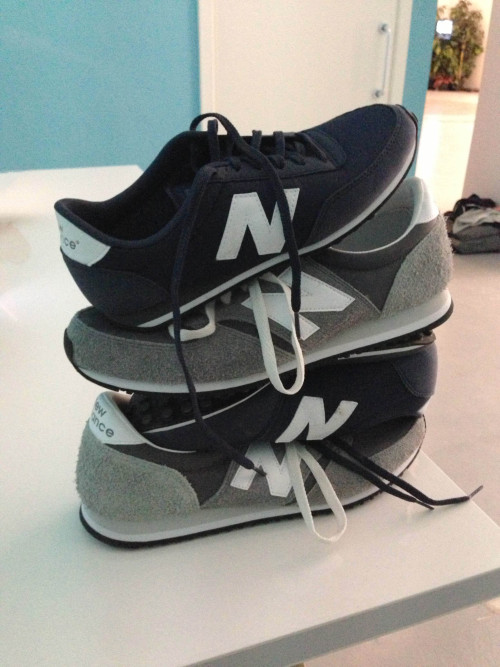 thejogging:  New Balance(d), 2013 Installation ۝