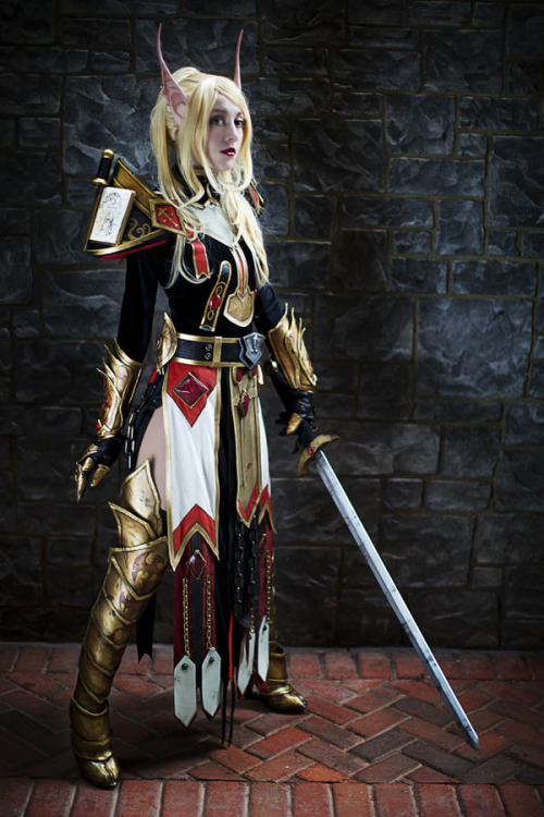 Blood Elf from World of Warcraft  Cosplayer: sakuranym [WW / TM / TW / FB]Photographer: Anna Fischer [WW / TW / FL]