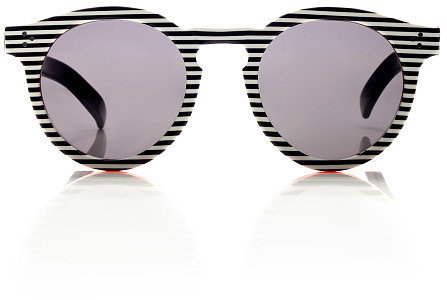 Ahoy, Matey These vaguely nautical, totally chic Illesteva sunglasses are on my summer wishlist in a very major way.