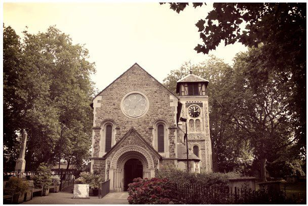 Moddi tonight- St. Pancras Old Church, 20:00 See you there!