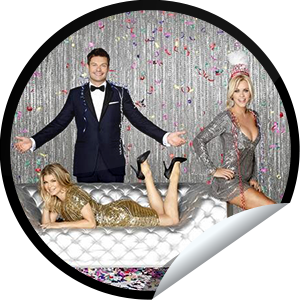 I just unlocked the Dick Clark's New Year's Rockin' Eve with Ryan Seacrest 2013 sticker on GetGlue                      3522 others have also unlocked the Dick Clark's New Year's Rockin' Eve with Ryan Seacrest 2013 sticker on GetGlue.com                  You're staying up all night with Ryan and celeb guests to start the New Year right!  Thanks for watching Dick Clark's New Year's Rockin' Eve with Ryan Seacrest 2013! Share this one proudly. It's from our friends at ABC.