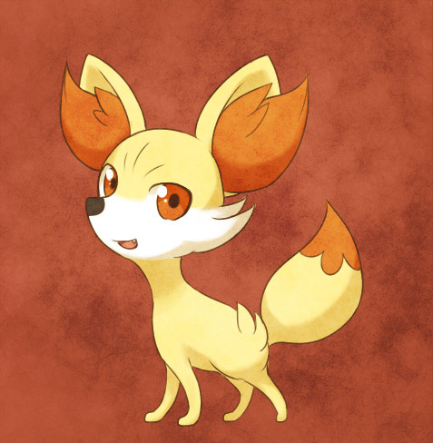 idylliccommotion:  Well, I can't own a fennec fox in real life so this will suffice. I'm really excited about the new generation.  Dinky picture only because I'm really, really excited right now. :)
