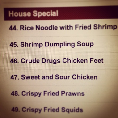 @eat24 I'll take 10 of number 46. #drugs #delivery #googletranslateftw