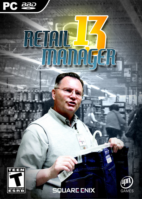 Retail Manager 13- PC (2012)