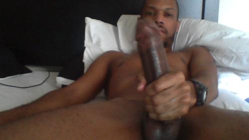 blackgaygifs:bulge, face, big dick… get it! big bulge at black gay gifs.