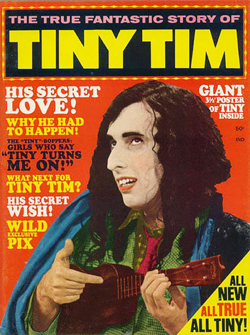 (via Zontar of Venus: Tiny Tim - Beyond the tulips.)