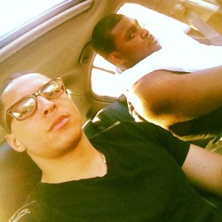 Chillin ridin round an gettin it wit my bro @bigjay203 #chillin #spring #weather #nice #crusin #newhaven #203 #hamden #ct #home