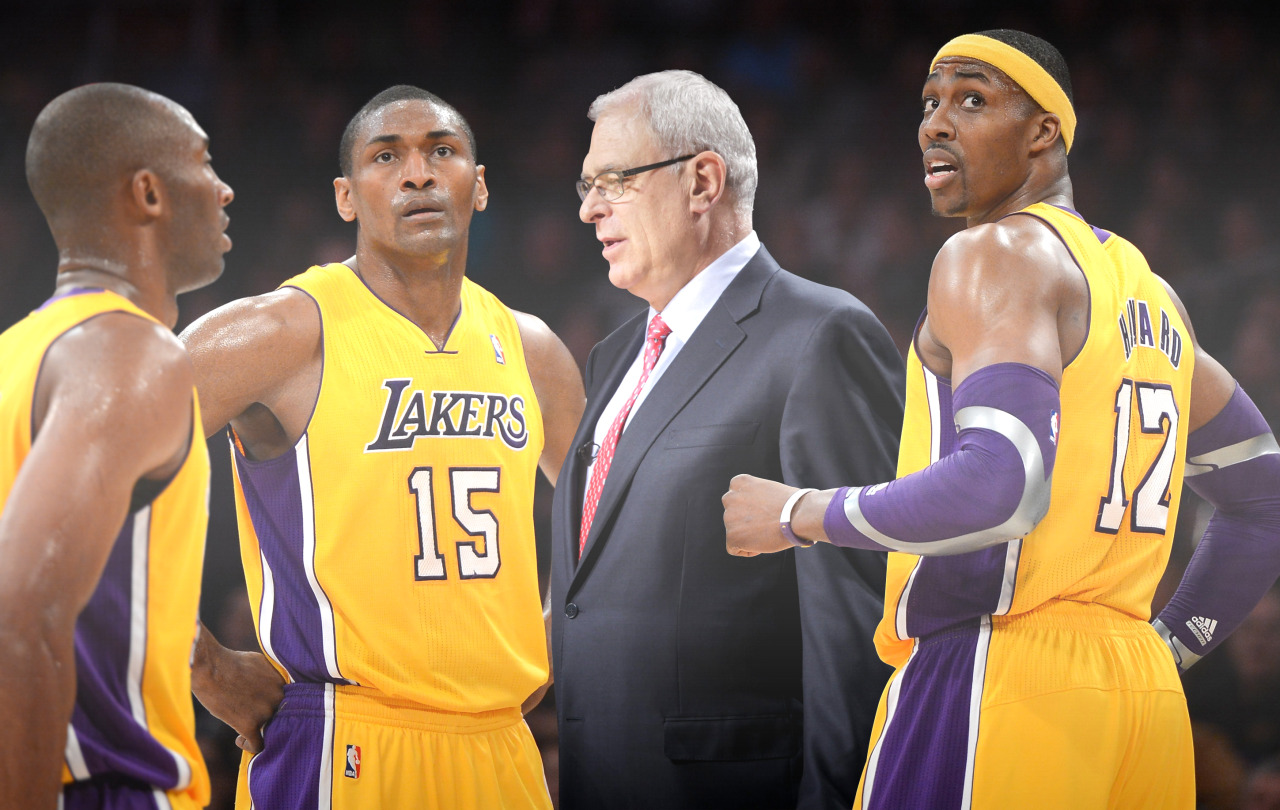 What if the Lakers brought back Phil?