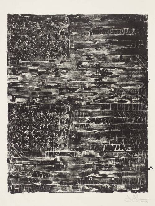 workman:  Jasper Johns