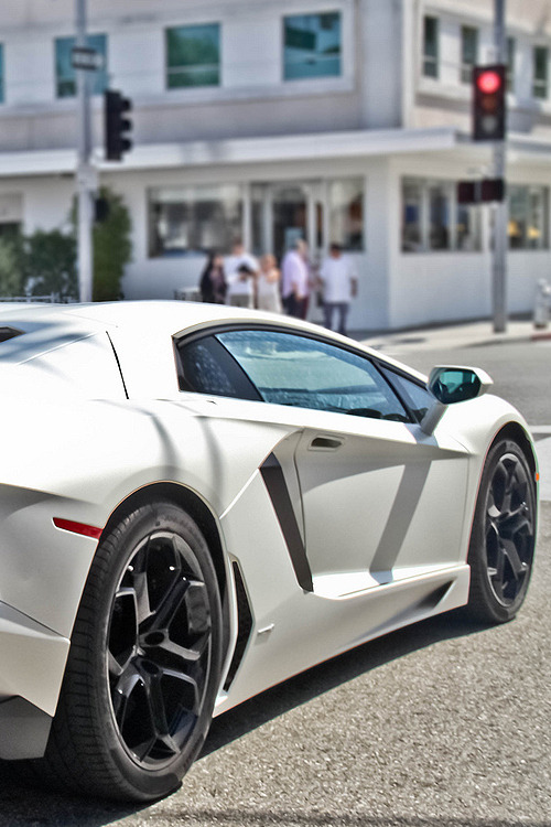 v1llain:  Aventador | Source | More