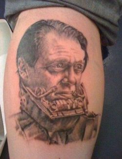 Hilarious tattoo.
