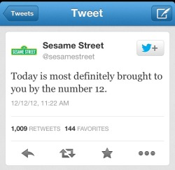 Sesame Street nails it.