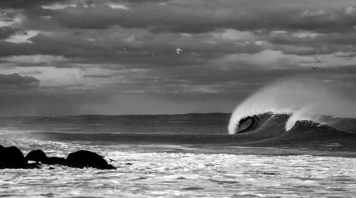 New Jersey Doomsday Swell - photo: Chirstor Lukasiewicz