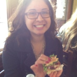 Eating that salami and sundried panino :) #lovinlife (at Firenze)