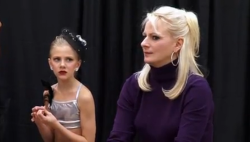 welovedancemoms1:  They both look really confused haha